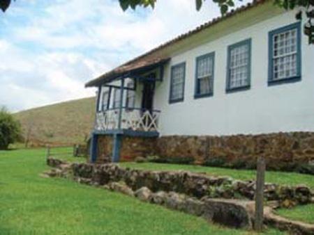 Fazendas Históricas - Barra do Piraí - Fazenda da Bocaina