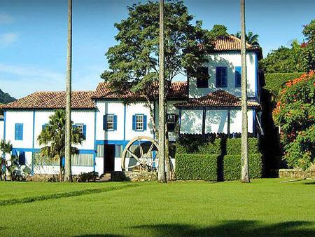 Fazendas Históricas - Barra do Piraí - Fazenda Ponte Alta